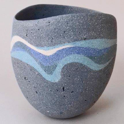 Anne James - round vessel